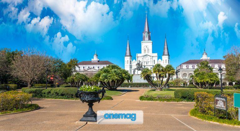 Jackson Square, il parco storico di New Orleans