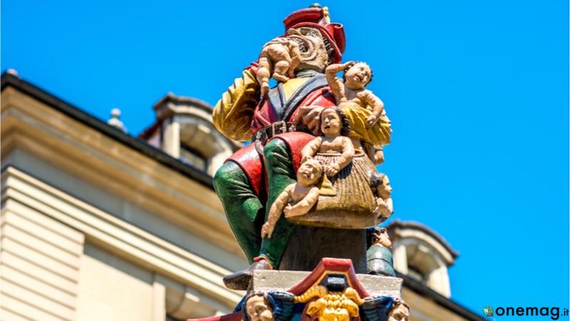 Le 10 cose da vedere a Berna, il Kindlifresserbrunnen