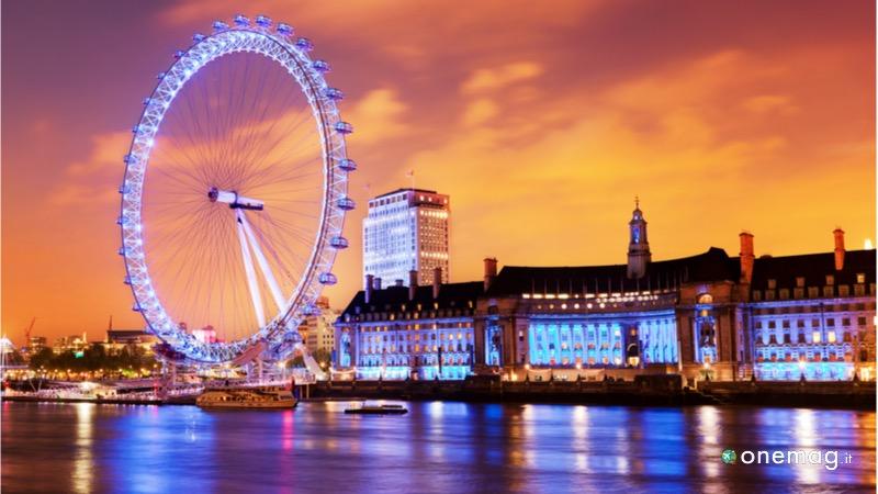 Le 10 cose da vedere a Londra, London Eye
