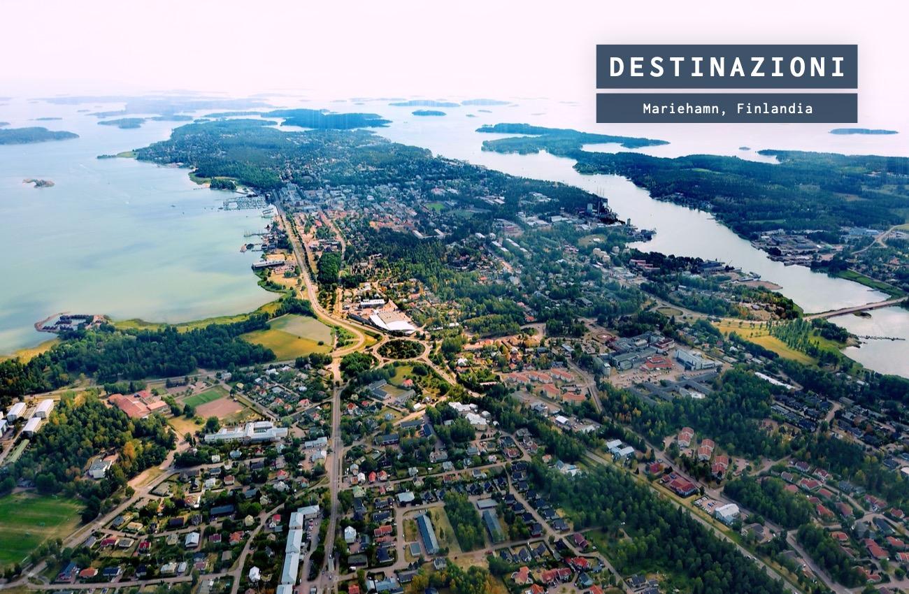 Cosa vedere a Mariehamn, il capoluogo delle Isole Aland