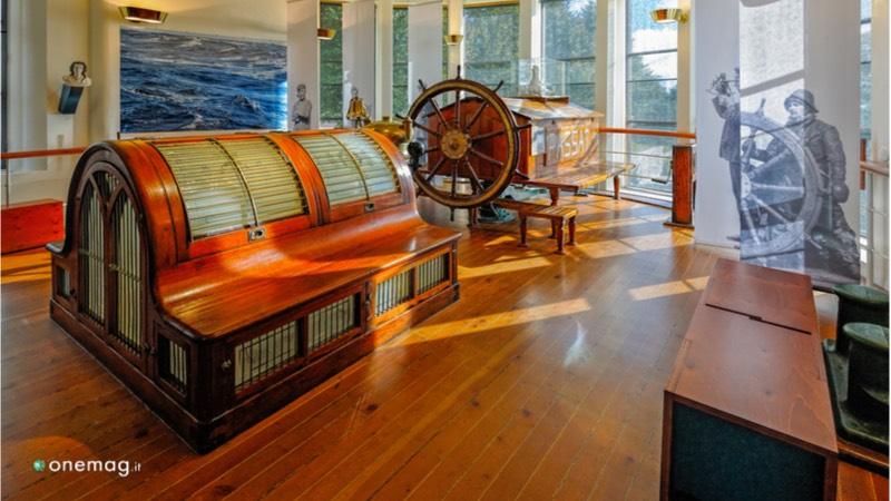 cosa vedere a Mariehamn, Museo Sjöfarts