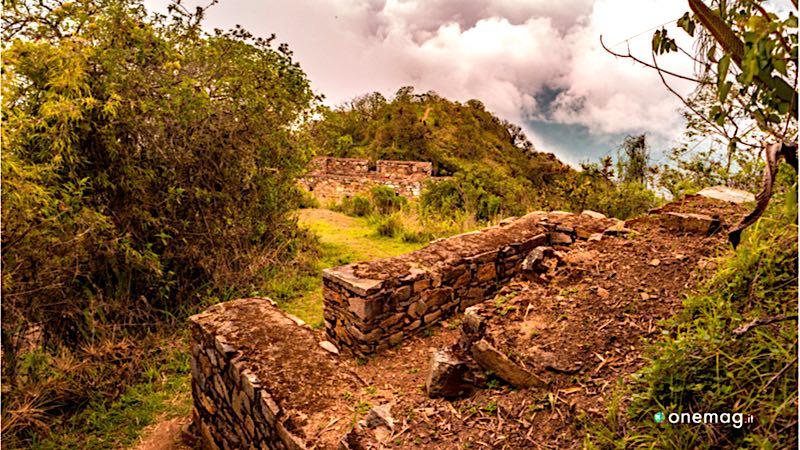 Parchi del Sud America, Parco archeologico di Choquequirao, Perù