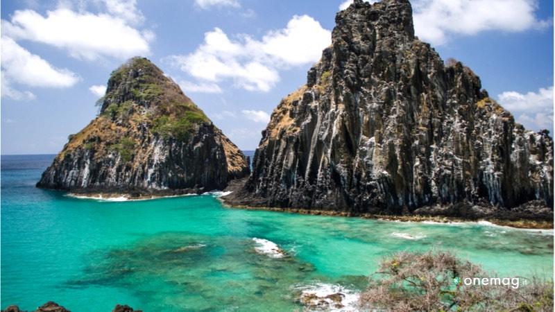 Parchi del Sud America, Parco nazionale marino Fernando de Noronha, Brasile