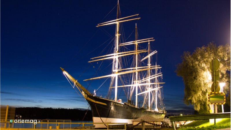 Cosa vedere a Mariehamn, Pommern Museumship