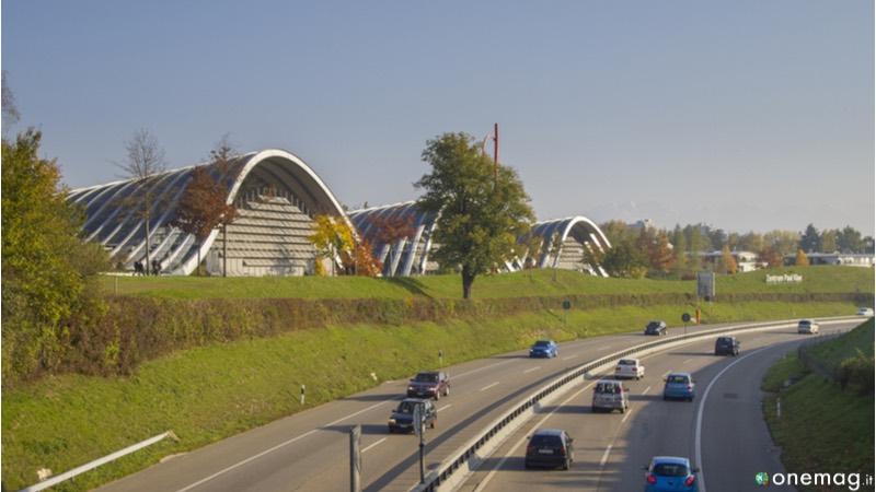Zentrum Paul Klee Berna