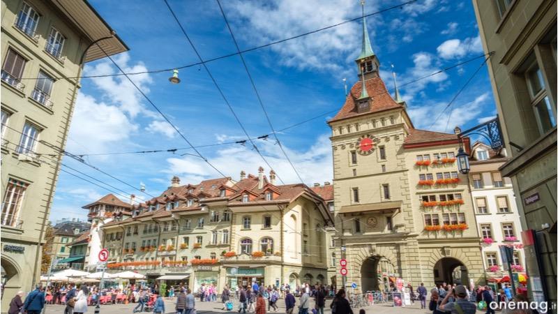 Le 10 cose da vedere a Berna, Zytglogge