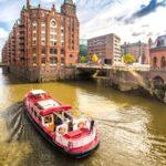 Amburgo in estate