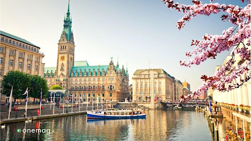 Cosa fare in estate ad Amburgo