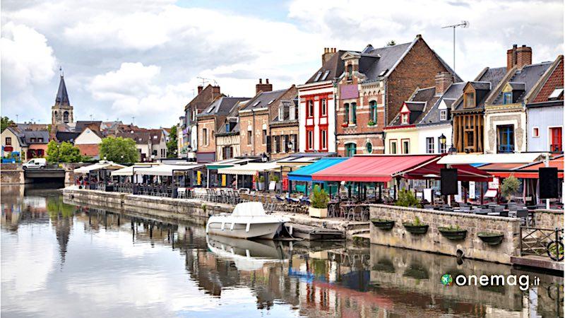 Piccardia, l'antica provincia nel Nord della Francia, Amiens