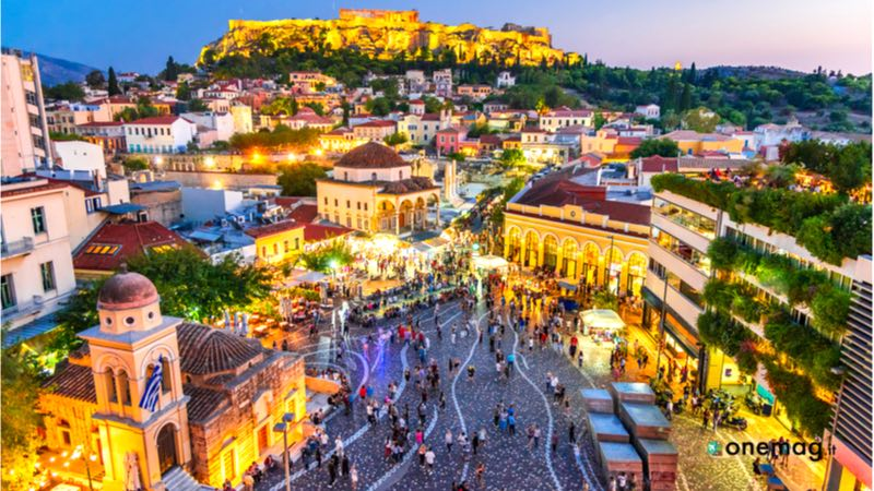 Le 10 località imperdibili della Grecia, Atene
