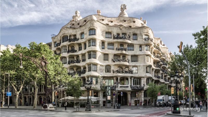 Le 10 cose da vedere a Barcellona, la Pedrera
