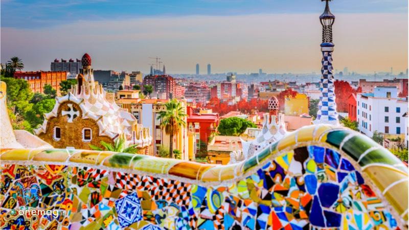 Le 10 cose da vedere a Barcellona, Parco Guell