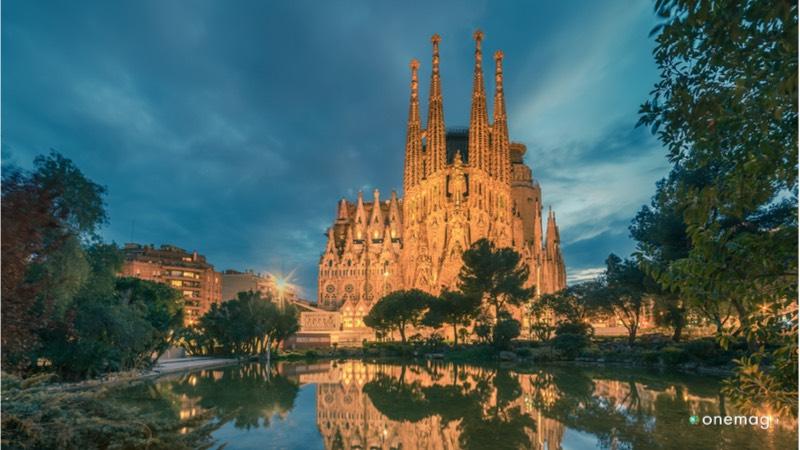 Le 10 cose da visitare a Barcellona, Sagrada Familia