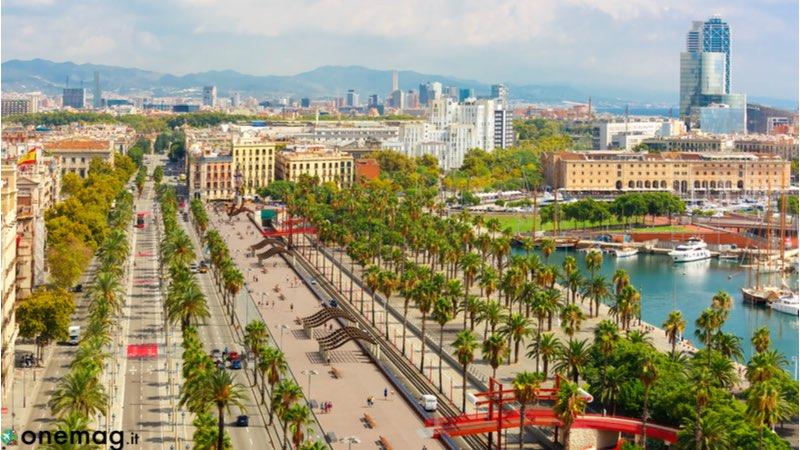 Le 10 cose da vedere a Barcellona, la Barceloneta