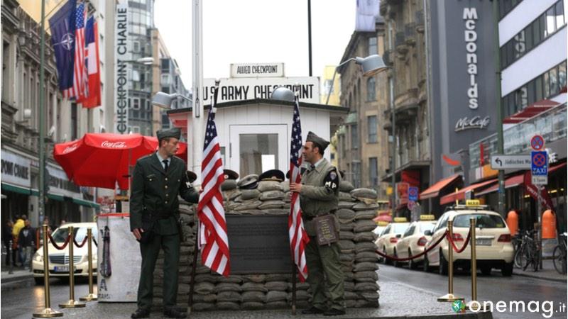 10 cose da vedere a Berlino, Checkpoint Charlie