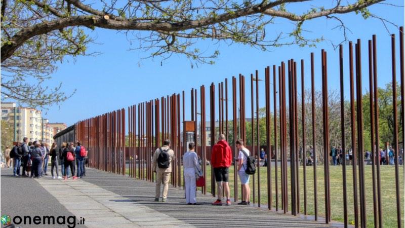 10 cose da vedere a Berlino, Memoriale del Muro