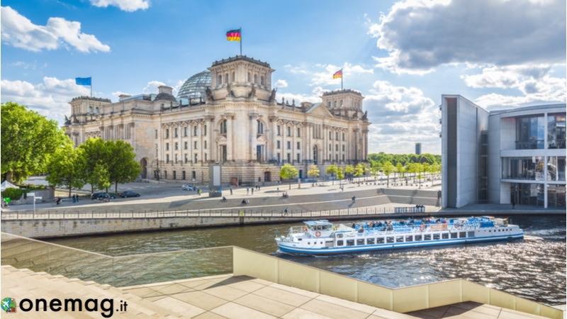 10 cose da vedere a Berlino, Palazzo del Reichstag
