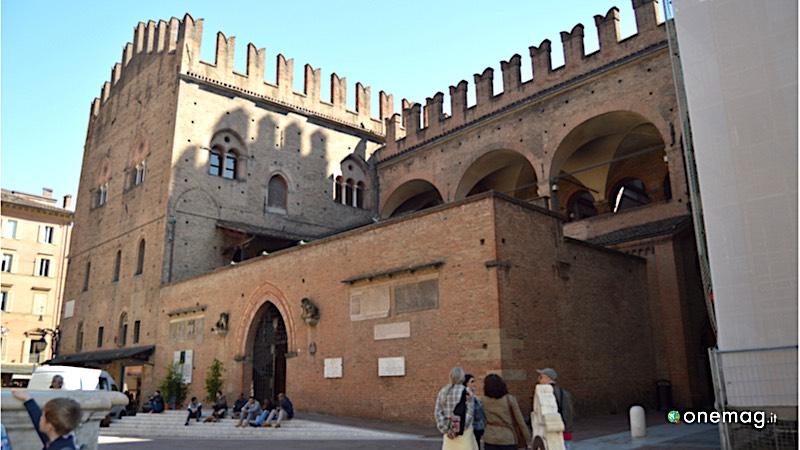 10 cose da vedere a Bologna, il Palazzo Re Enzo
