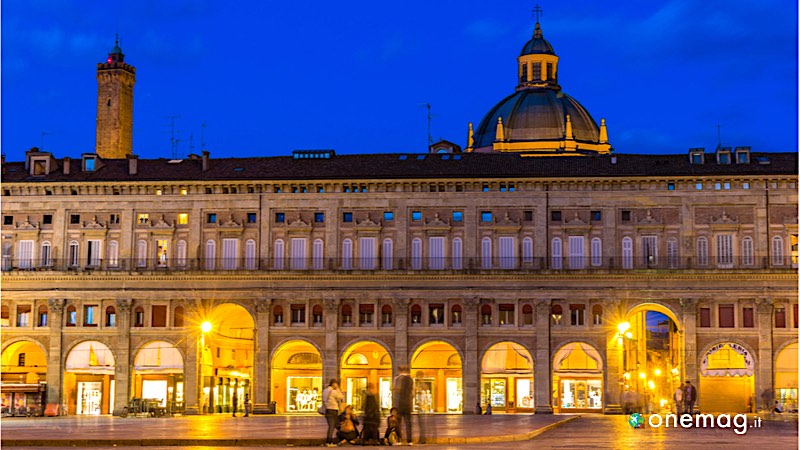 10 cose da vedere a Bologna, il Palazzo dei Banchi