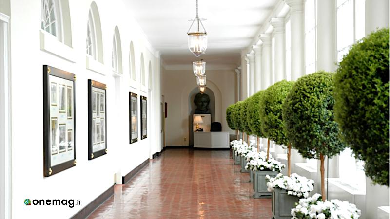 Guida alla Casa Bianca, Washington