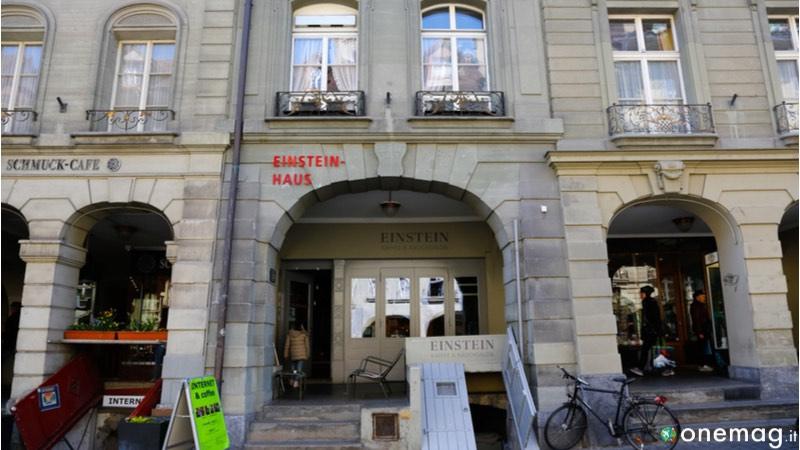 Casa di Einstein Berna