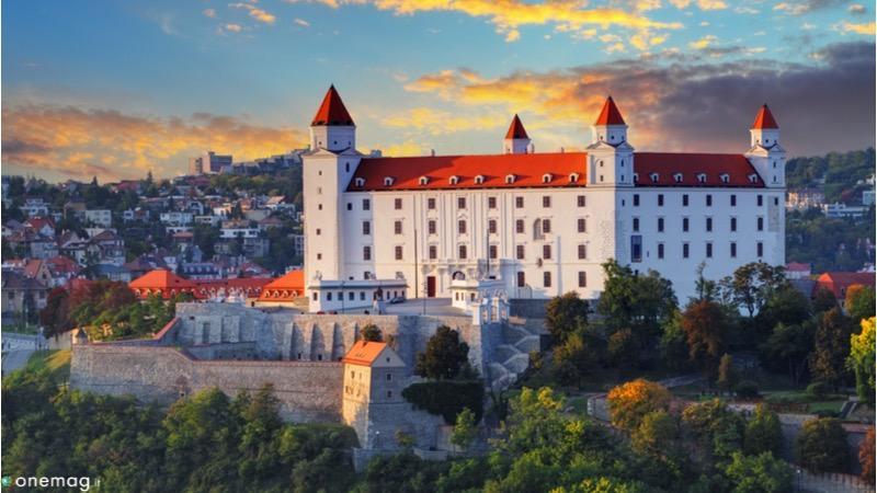 Le 10 cose da vedere a Bratislava, il Castello