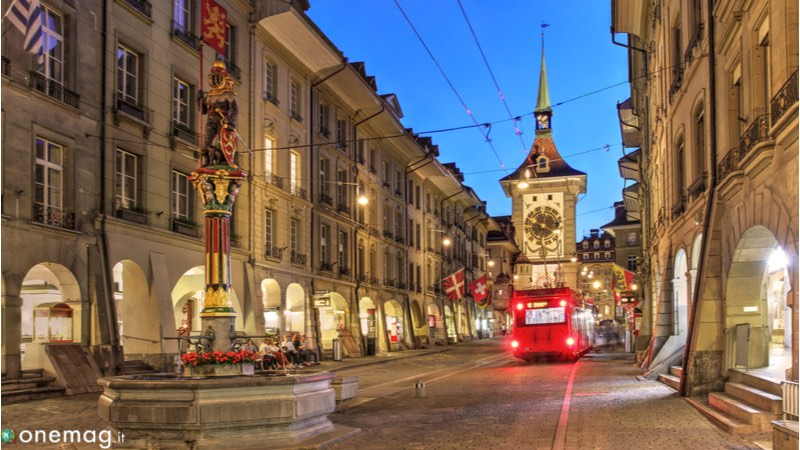 Le 10 cose da vedere a Berna, il Centro Storico