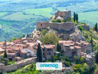 Castiglione d'Orcia, le acque termali del borgo toscano