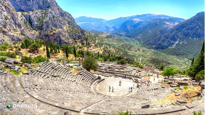 Le 10 località imperdibili della Grecia, Delfi