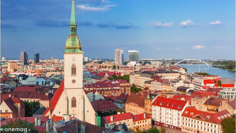 Le 10 cose da vedere a Bratislava, il Duomo di San Martino