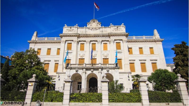 Le 10 cose da vedere a Fiume, il Museo marittimo e storico del litorale croato