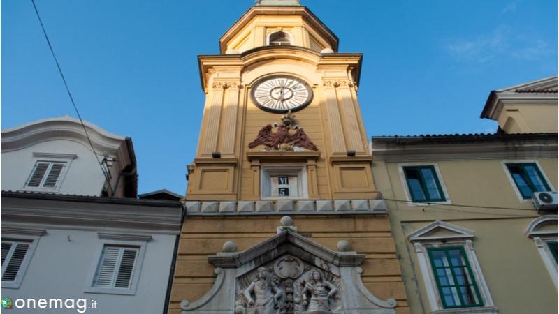 Le 10 cose da vedere a Fiume, la Torre Civica