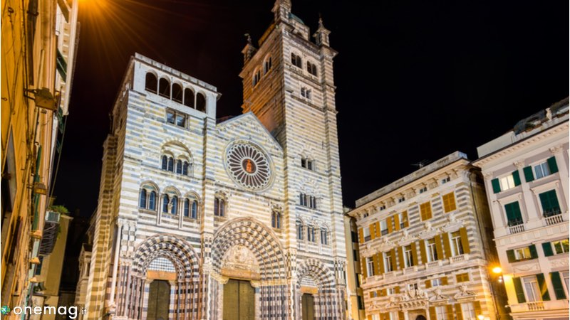 Genova Cattedrale di San Lorenzo