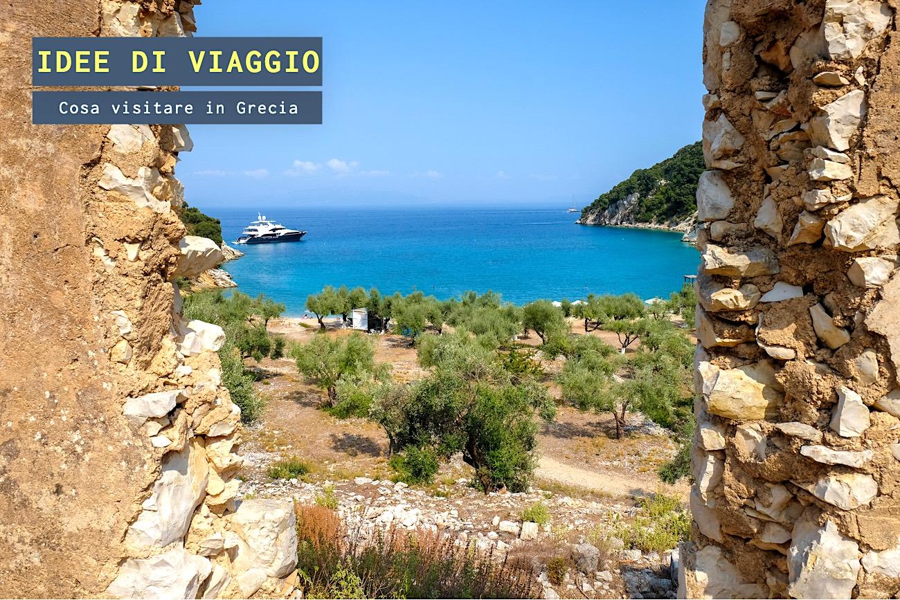 Le 10 località imperdibili della Grecia