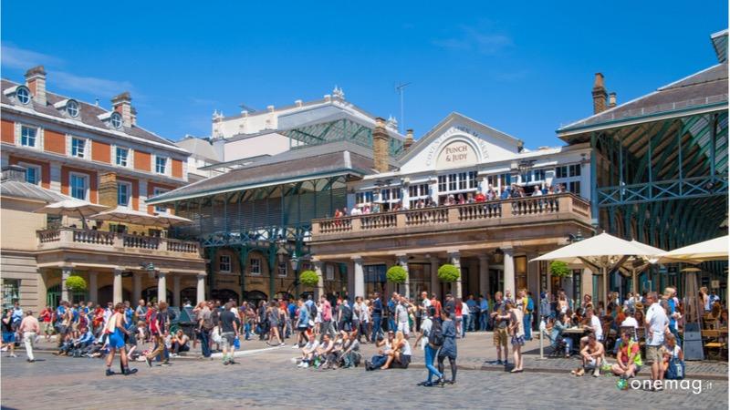 Le 10 cose da vedere a Londra, Covent Garden