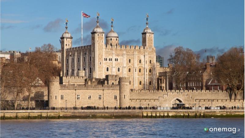 Le 10 cose da vedere a Londra, la Torre di Londra