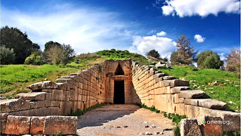 Le 10 località imperdibili della Grecia, Micene