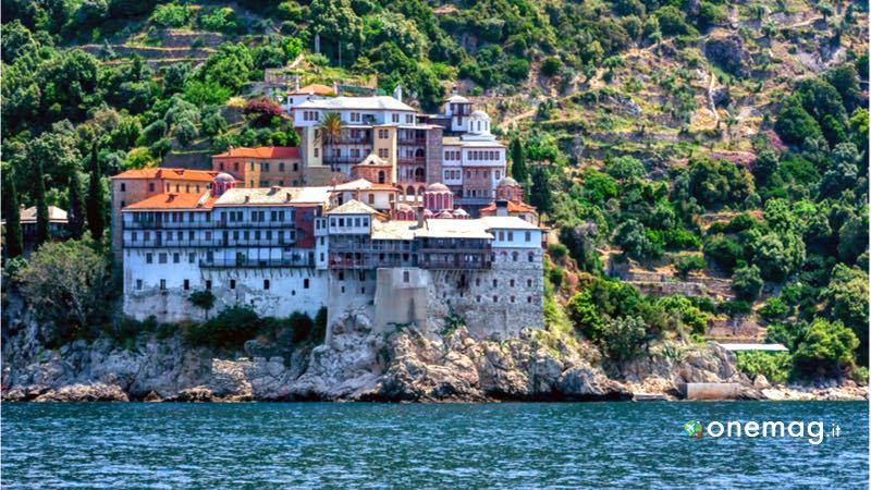Le 10 località imperdibili della Grecia, Monte Athos