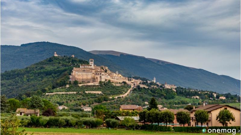 Monte Subasio Assisi