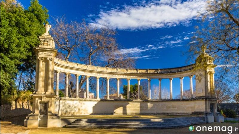 Montpellier Charles de Gaulle Esplanade