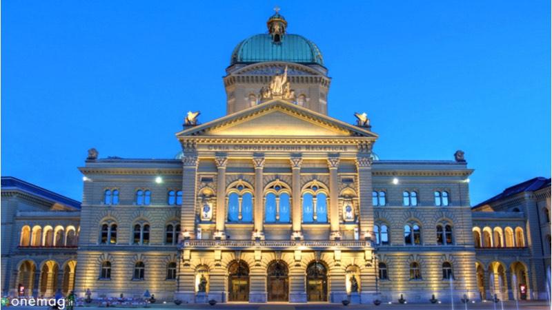 Le 10 cose da vedere a Berna, il Palazzo Federale