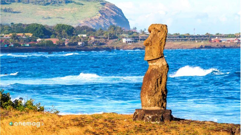 Parchi del Sud America, Parco Nazionale Rapa Nui, Cile