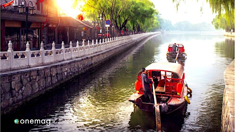 10 cose da vedere a Pechino, Lago Houhai