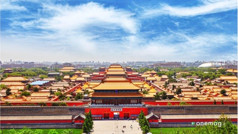 10 cose da vedere a Pechino, il parco Jingshan
