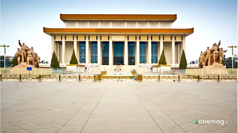 10 cose da vedere a Pechino, Mausoleo di Mao Tse-tung