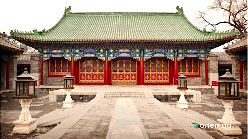 10 cose da vedere a Pechino, Prince Gong's Mansion