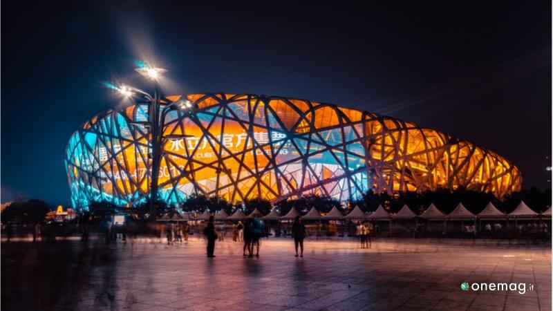 10 cose da vedere a Pechino, Stadio nazionale di Pechino