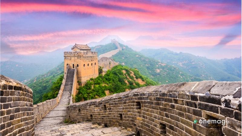 10 cose da vedere a Pechino, Grande Muraglia Cinese