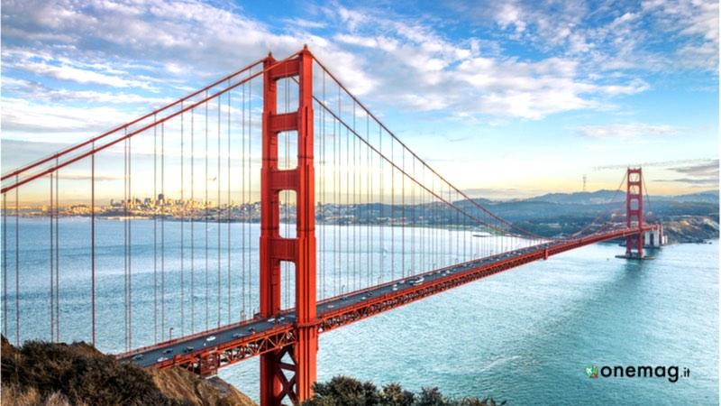 Le 10 cose da vedere a San Francisco, Golden Gate Bridge