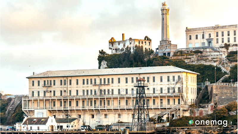 10 cose da vedere a San Francisco, Penitenziario federale di Alcatraz